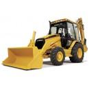 Запчасти для погрузчика Caterpillar (CAT) 428